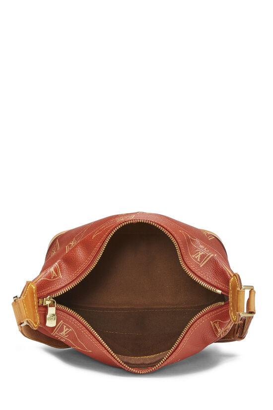 Red LV Cup Le Touquet Shoulder Bag, , large image number 6