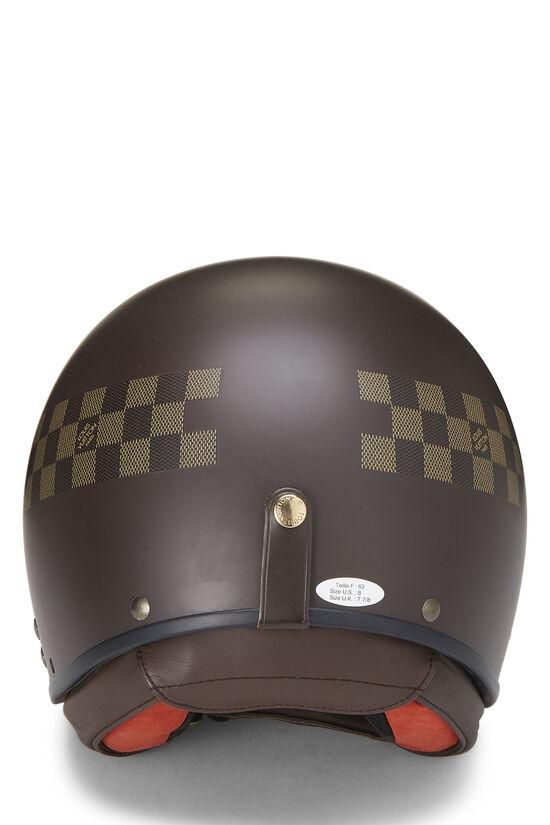 Damier Ebene Mini Jet GM Casque Helmet, , large image number 2