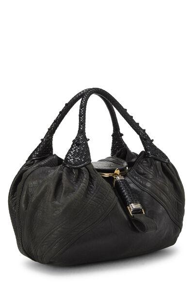 Black Leather Spy, , large
