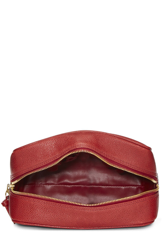 Red Caviar Timeless Cosmetic Pouch, , large image number 5