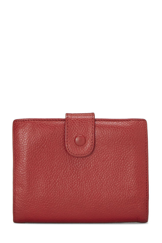 Red Caviar 'CC' Compact Wallet, , large image number 2