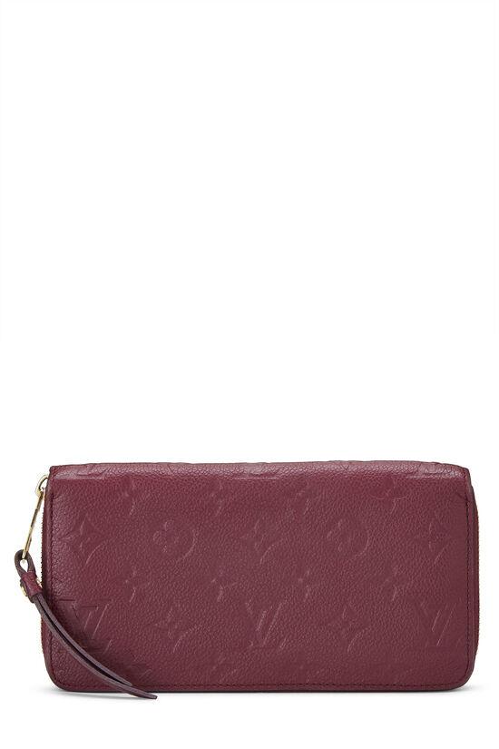 Aurore Empreinte Zippy Continental Wallet, , large image number 0