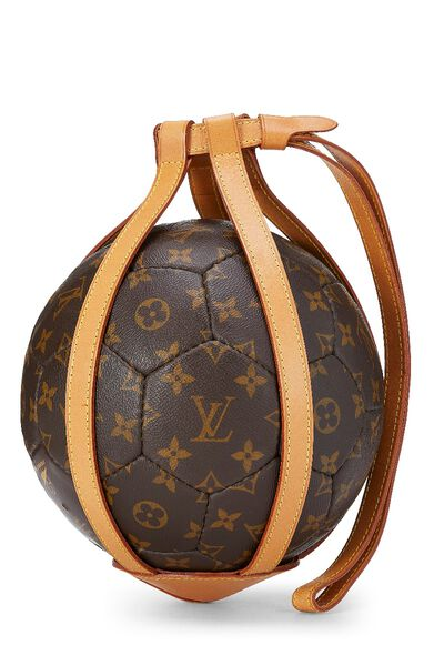 Limited Edition Monogram Canvas World Cup Soccer Ball