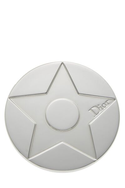 Silver Star Compact Mirror, , large