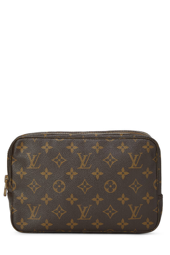 Monogram Canvas Truth Toiletry 23, , large image number 0
