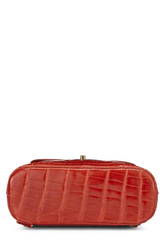 Orange Alligator Backpack, , large image number 4