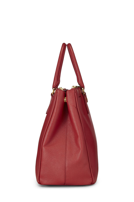 Red Saffiano Executive Tote Large, , large image number 2
