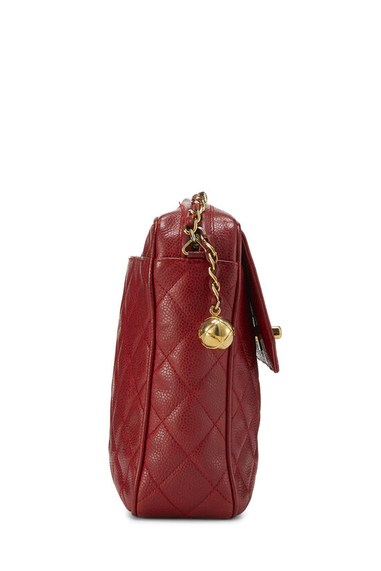 Redr Quilted Caviar Tall Camera Bag Small, , large image number 3