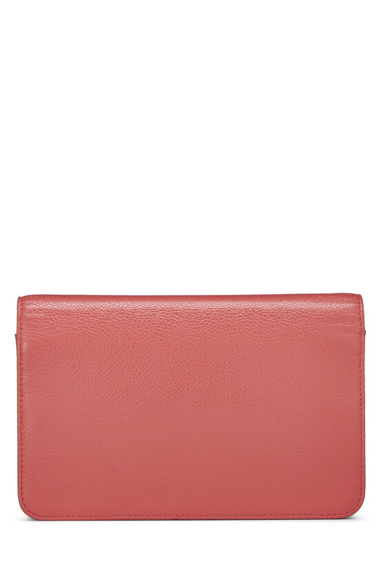 Pink Caviar Timeless Wallet on Chain (WOC), , large image number 3