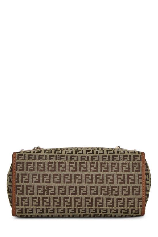 Brown Zucchino Canvas Handbag Small, , large image number 4