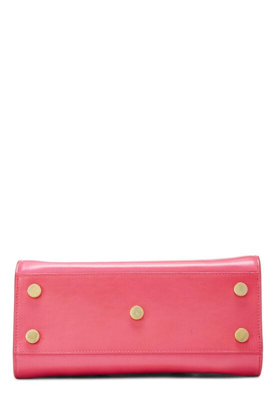 Pink Calfskin Sac de Jour Nano, , large image number 5