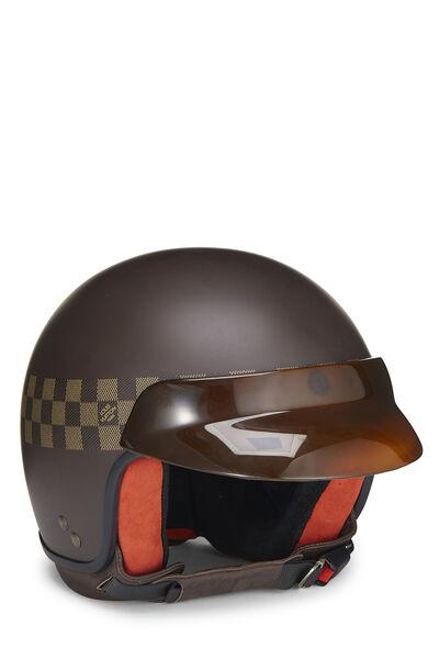 Damier Ebene Mini Jet GM Casque Helmet