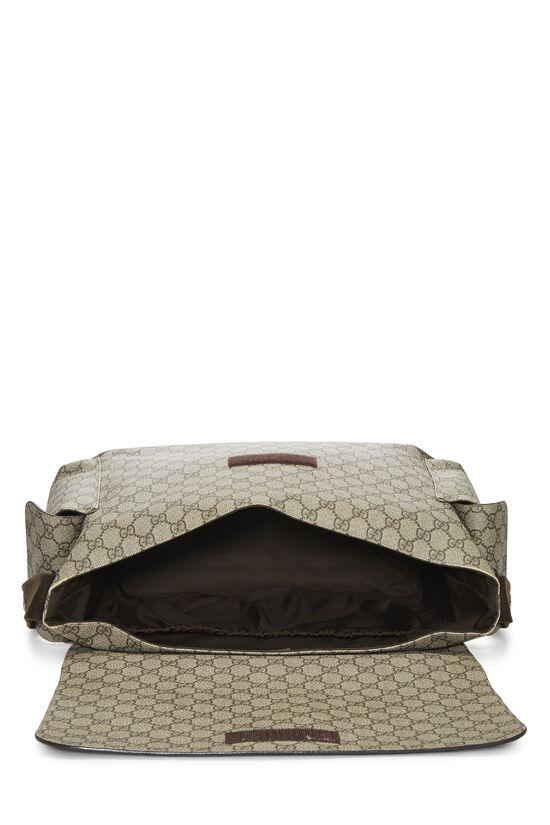 Original GG Supreme Canvas Diaper Bag, , large image number 5