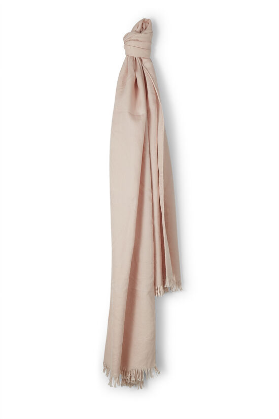 Pink Cashmere New Libris Stole, , large image number 0