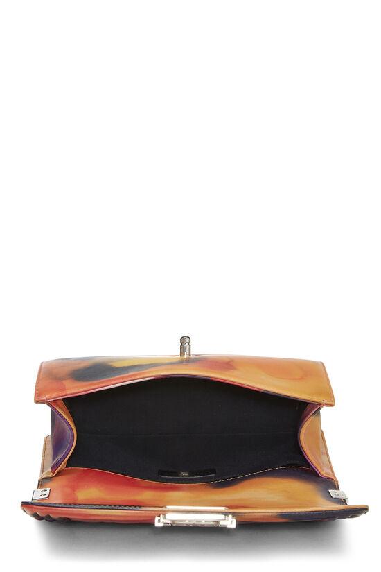 Multicolor Quilted Lambskin Flower Power Boy Bag Medium, , large image number 6