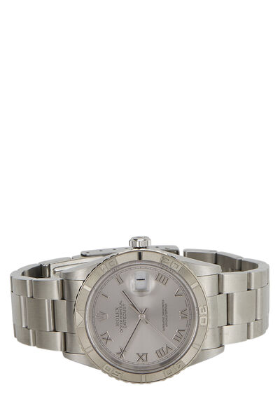 Stainless Steel Datejust Turn-O-Graph 16264 36mm, , large