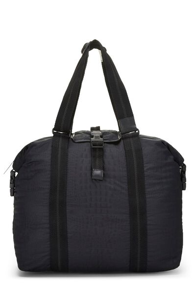 Black Sportline Boston Bag