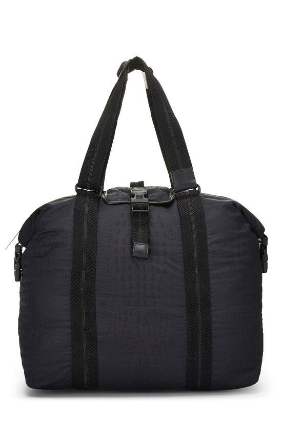 Black Sportline Boston Bag, , large image number 0