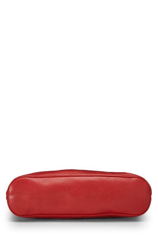 Red Caviar Zip Tote Jumbo, , large image number 4