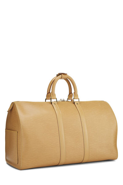 Cannelle Epi Keepall 45, , large