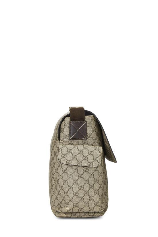 Original GG Supreme Canvas Diaper Bag, , large image number 2