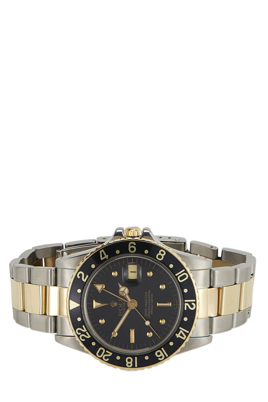 Stainless Steel & 14K Yellow Gold GMT-Master 1675 40mm, , large image number 1