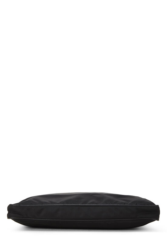 Black Tessuto Messenger Bag, , large image number 4