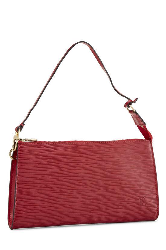 Red Epi Pochette Accessoires, , large image number 1