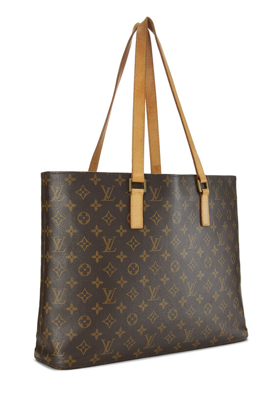 Monogram Canvas Luco, , large image number 1