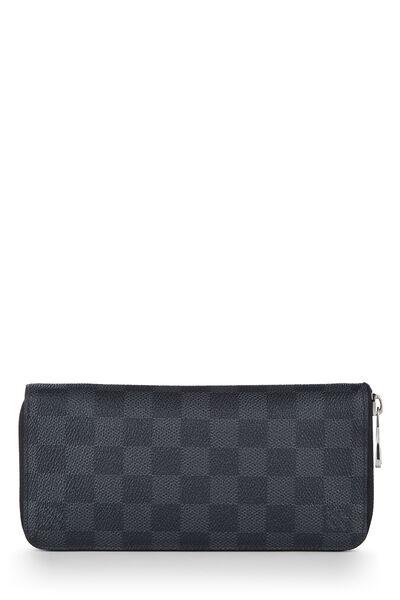 Damier Graphite Zippy Vertical Wallet