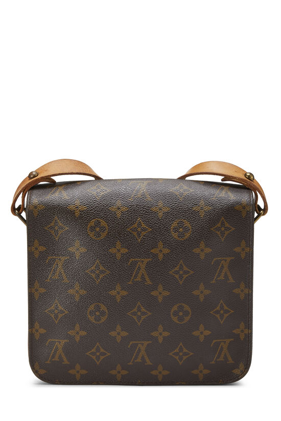 Monogram Canvas Cartouchiere MM, , large image number 3