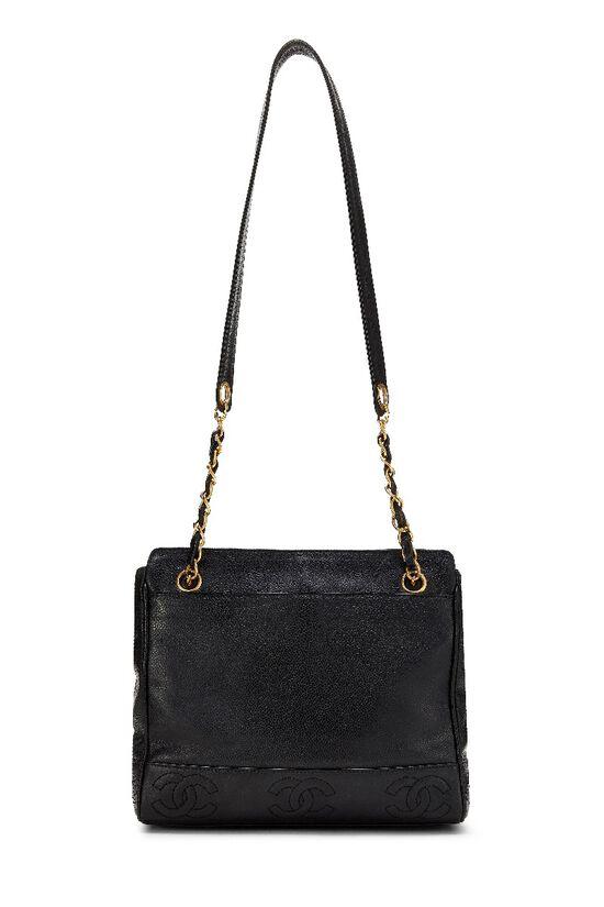 Black Caviar 3 CC Shoulder Bag, , large image number 0