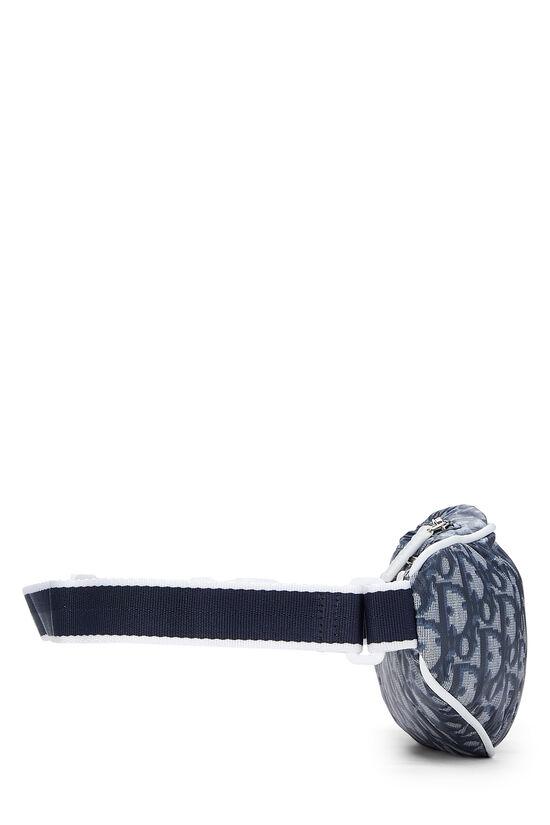 Navy Trotter Nylon Varsity Belt Bag, , large image number 2