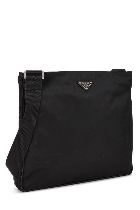 Black Tessuto Messenger Bag, , large image number 1