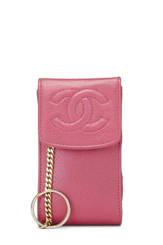 Pink Caviar 'CC' Cigarette Case, , large image number 0