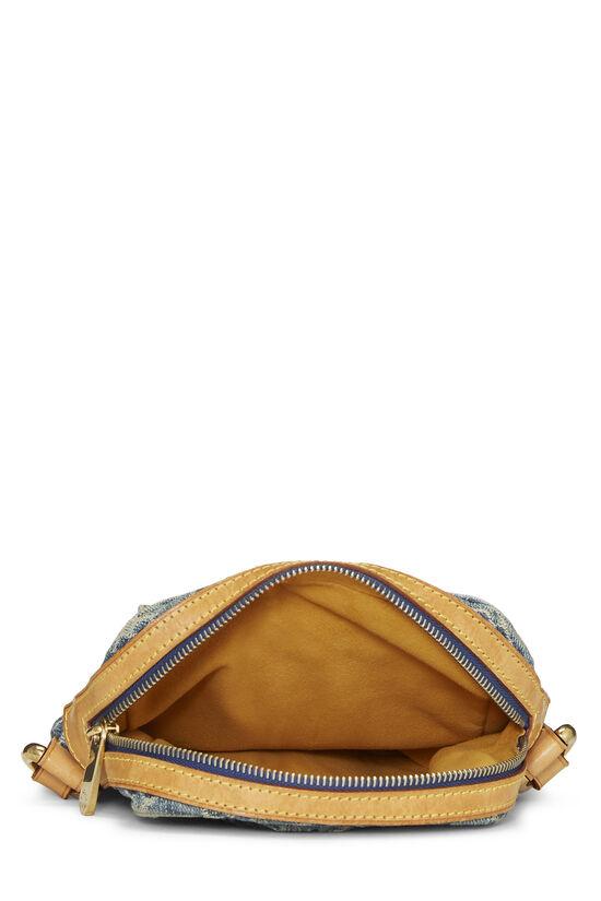 Blue Monogram Denim Camera Bag, , large image number 6