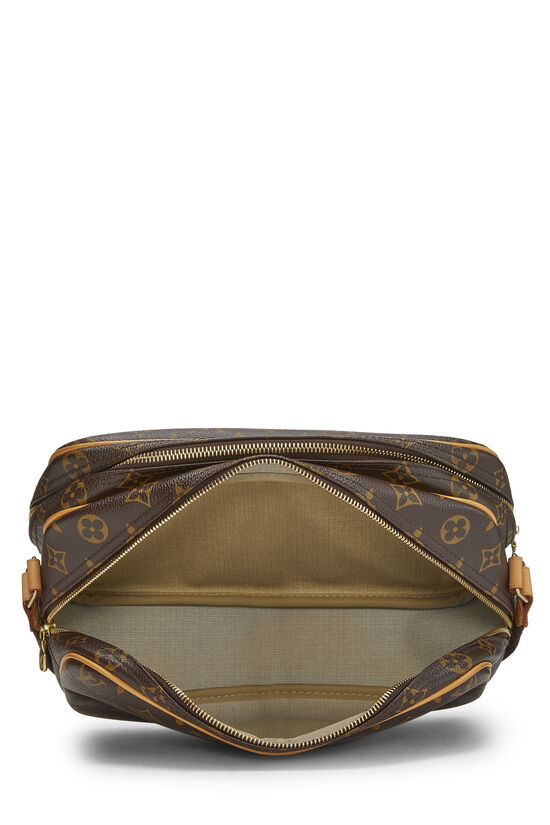 Monogram Canvas Reporter PM, , large image number 6