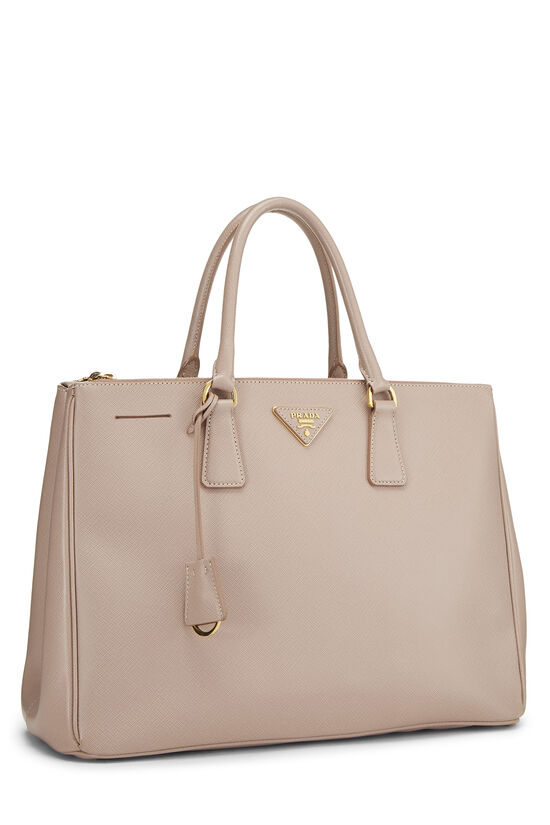 Pink Saffiano Executive Tote Large, , large image number 1
