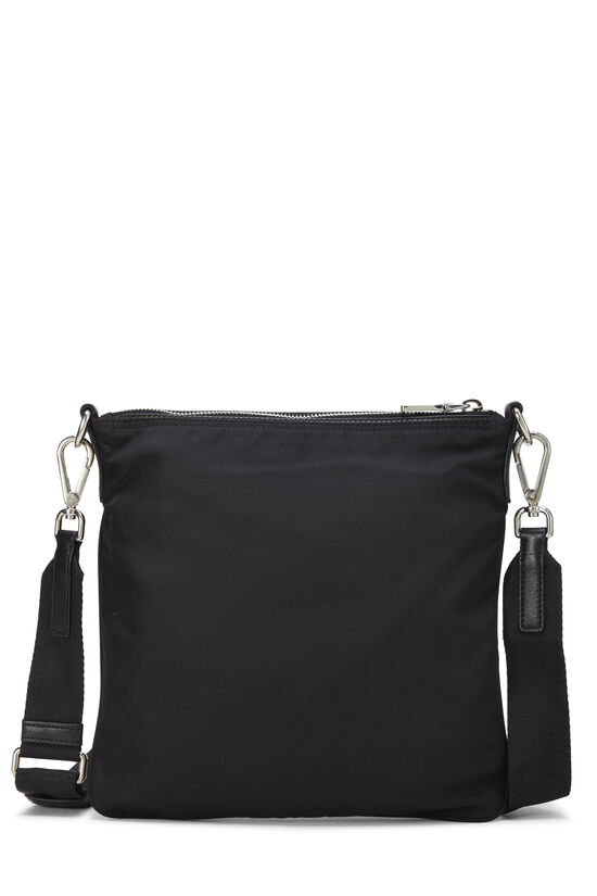Black Tessuto Messenger Bag, , large image number 3