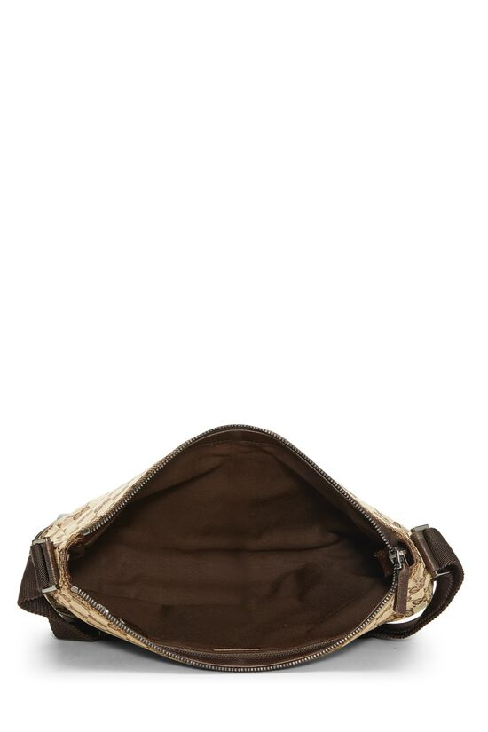 Original GG Canvas Shoulder Bag, , large image number 5