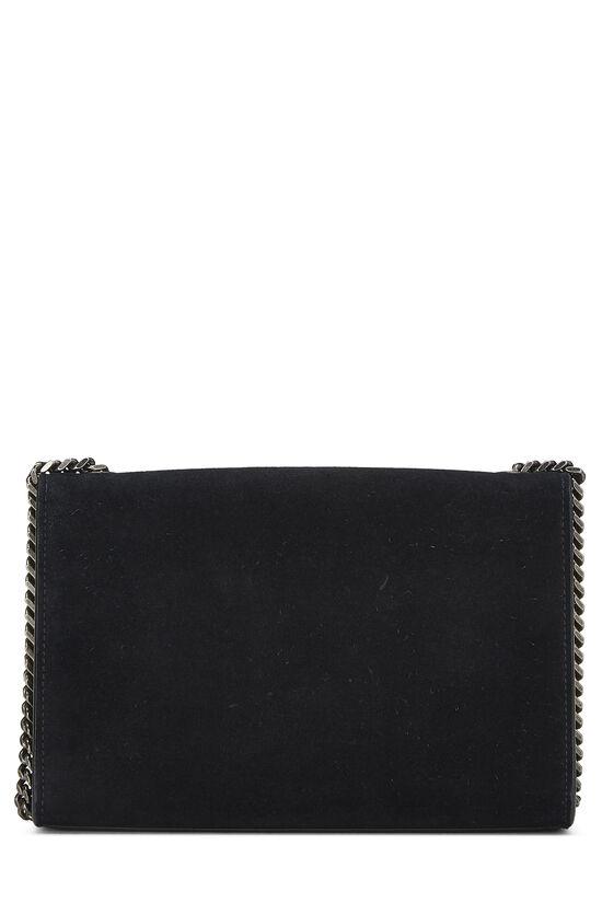 Black Suede Embellished Kate Small, , large image number 3