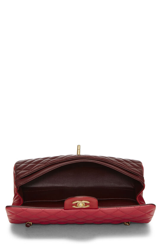 Multicolor Quilted Lambskin Classic Double Flap Medium, , large image number 5