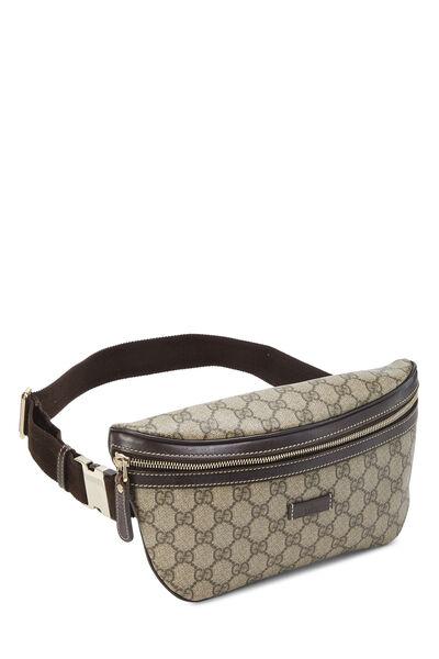Original GG Supreme Canvas Belt Bag, , large