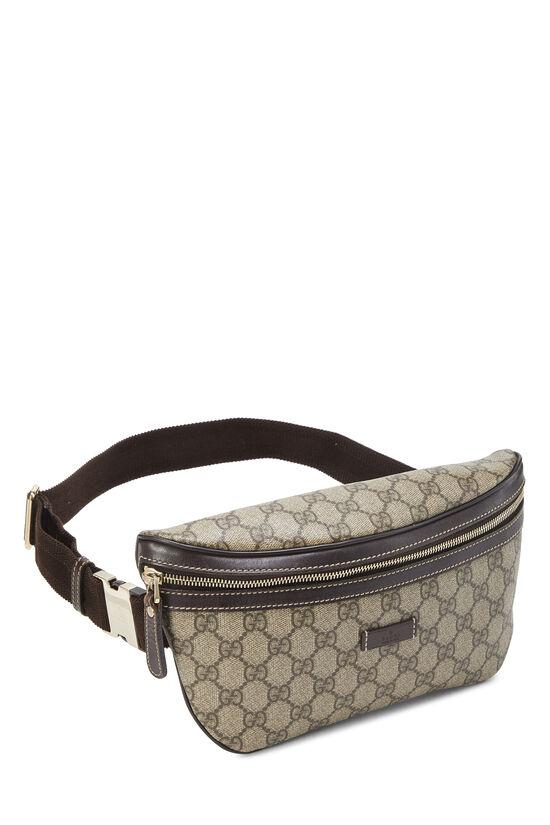 Original GG Supreme Canvas Belt Bag, , large image number 1