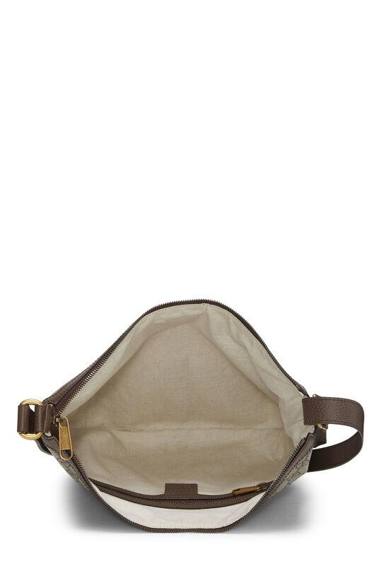 Original GG Supreme Canvas Ophidia Shoulder Bag Small, , large image number 5