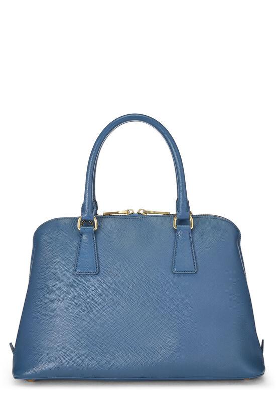 Blue Saffiano Promenade Medium, , large image number 3