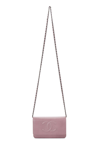 Purple Caviar Timeless Wallet on Chain (WOC), , large