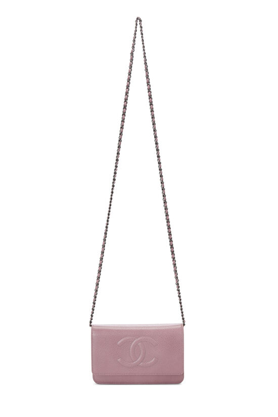 Purple Caviar Timeless Wallet on Chain (WOC), , large image number 1