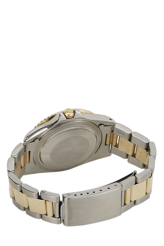 Stainless Steel & 14K Yellow Gold GMT-Master 1675 40mm, , large image number 2