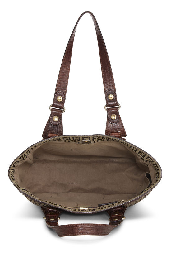 Brown Zucchino Canvas Tote Small, , large image number 5